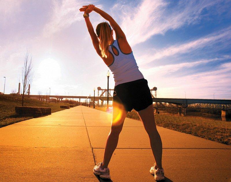 Утренняя гимнастика, Morning gymnastics, Ранкова гімнастика