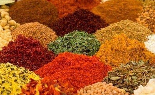 Пряности, Spices, Прянощі