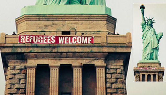 Беженцы, Refugees, Біженці