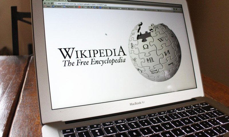 Википедия, Wikipedia, Вікіпедія