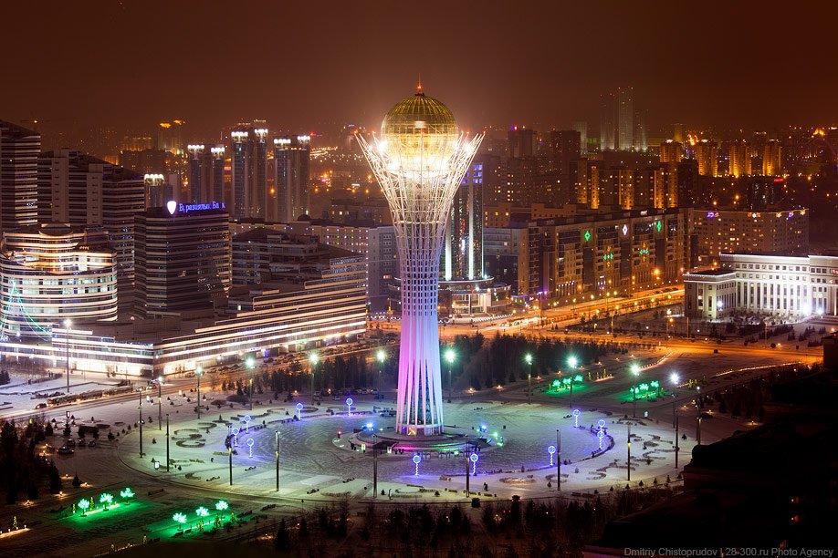 Столица Казахстана, Capital of Kazakhstan, Столиця Казахстану