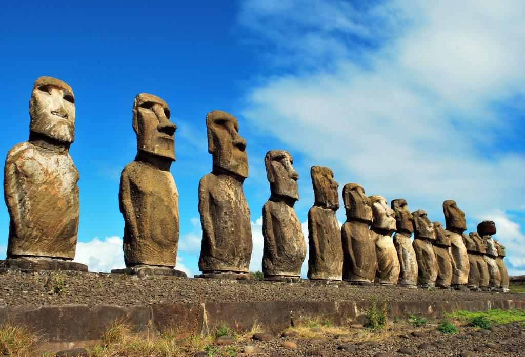 Остров Пасхи, Easter Island, Острів Пасхи