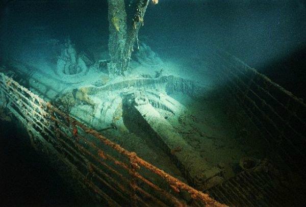 Экскурсия на Титаник, Excursion to Titanic, Екскурсія на Титанік