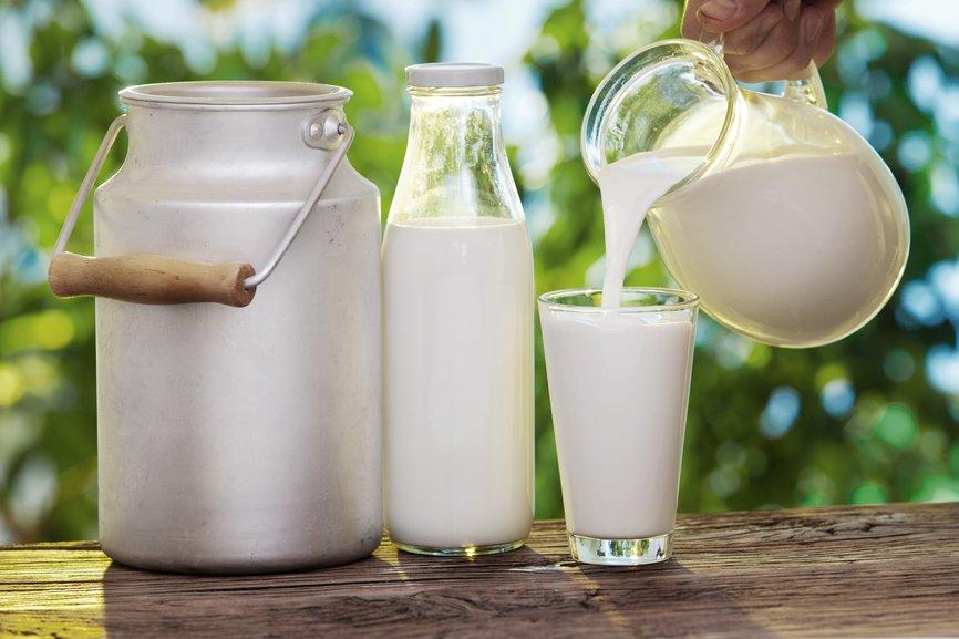Козье молоко, Goat's milk, Козине молоко