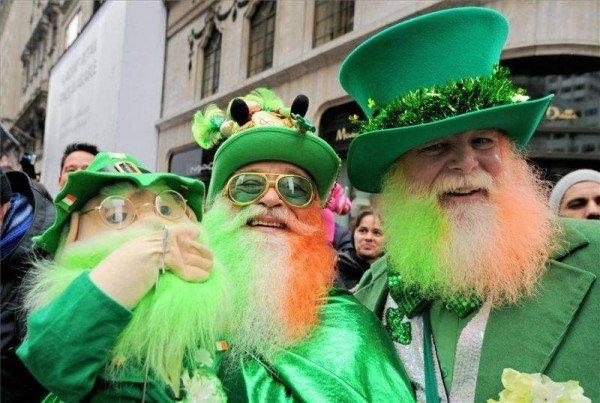 День святого Патрика, St.Patrick 's Day, День святого Патріка