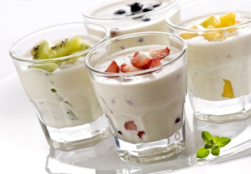 Йогурты, Yoghurts, Йогурти