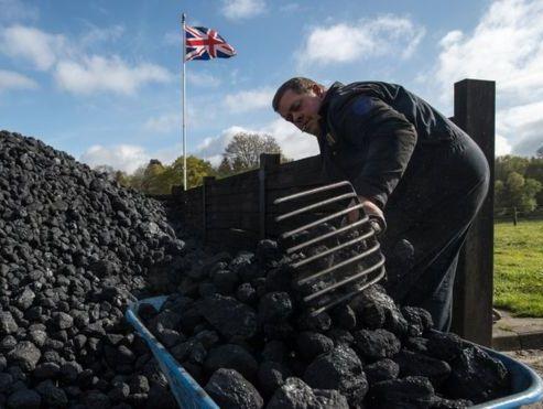 День без угля, day without coal, День без вугілля