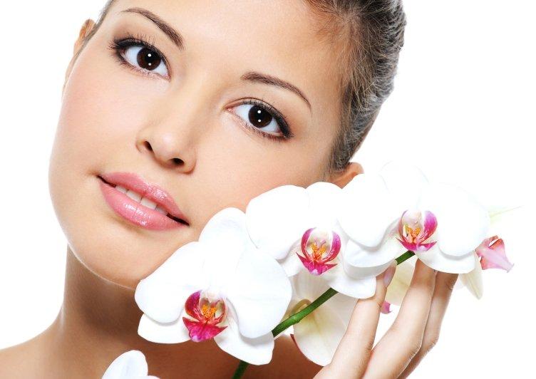 Hautpflege, Весенний уход за кожей лица, Spring care for face's skin, Весняний догляд за шкірою обличчя