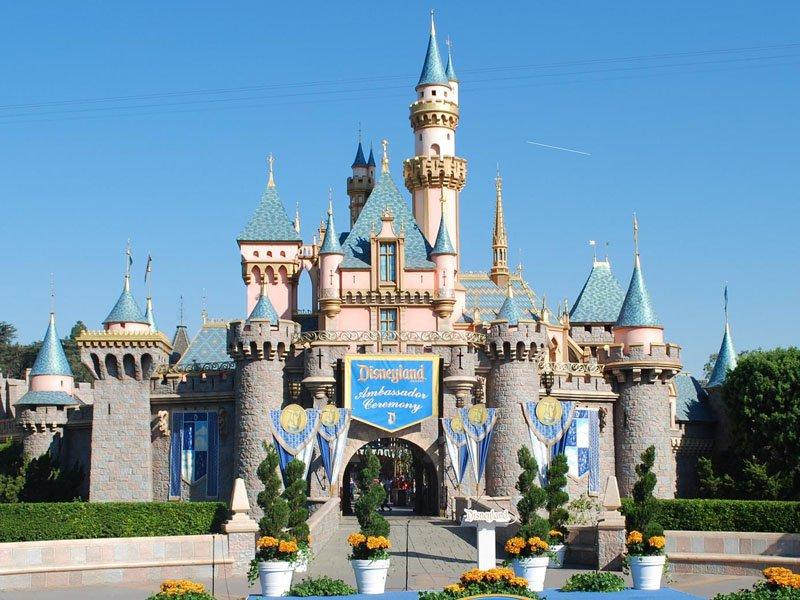 Парижский Диснейленд, Paris Disneyland, Паризький Діснейленд