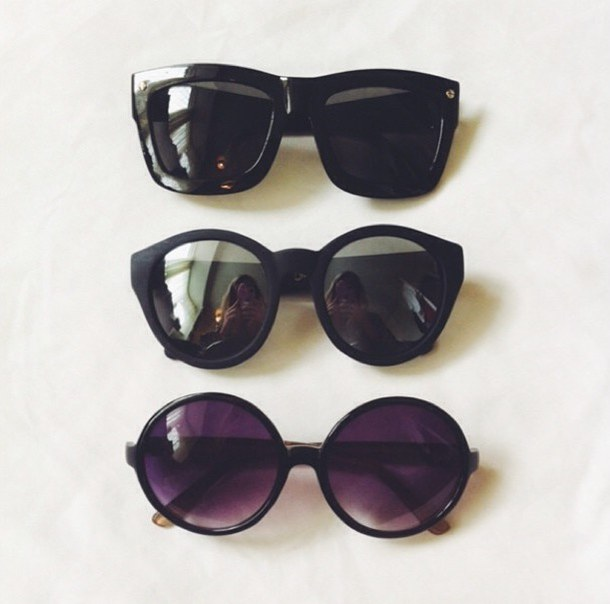 The sunglasses and how to choose them correctly.