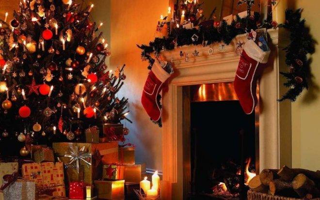 Рождество 25 декабря