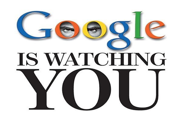 Google monitors you by collecting geolocation data