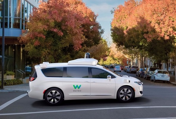 Waymo released autopilot taxi on US roads
