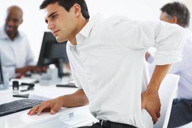 Büroarbeit ist schlecht für die Gesundheit