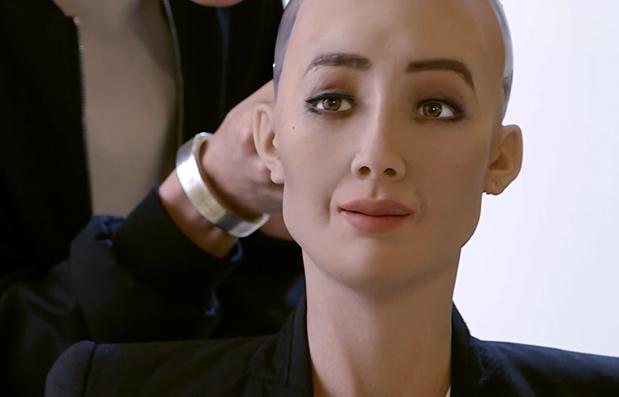 Roboter Sofia