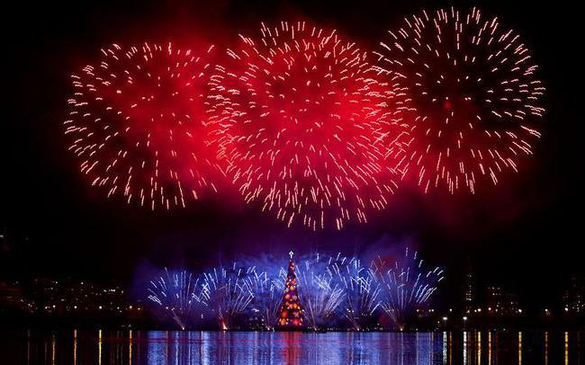 новорічні традиції світу