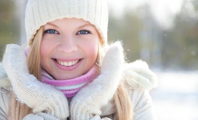 Hautpflege während der kalten Jahreszeit