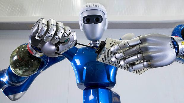 Roboter Justin
