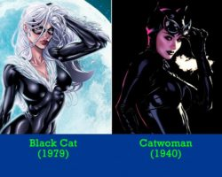 Black-Cat-and-Catwoman